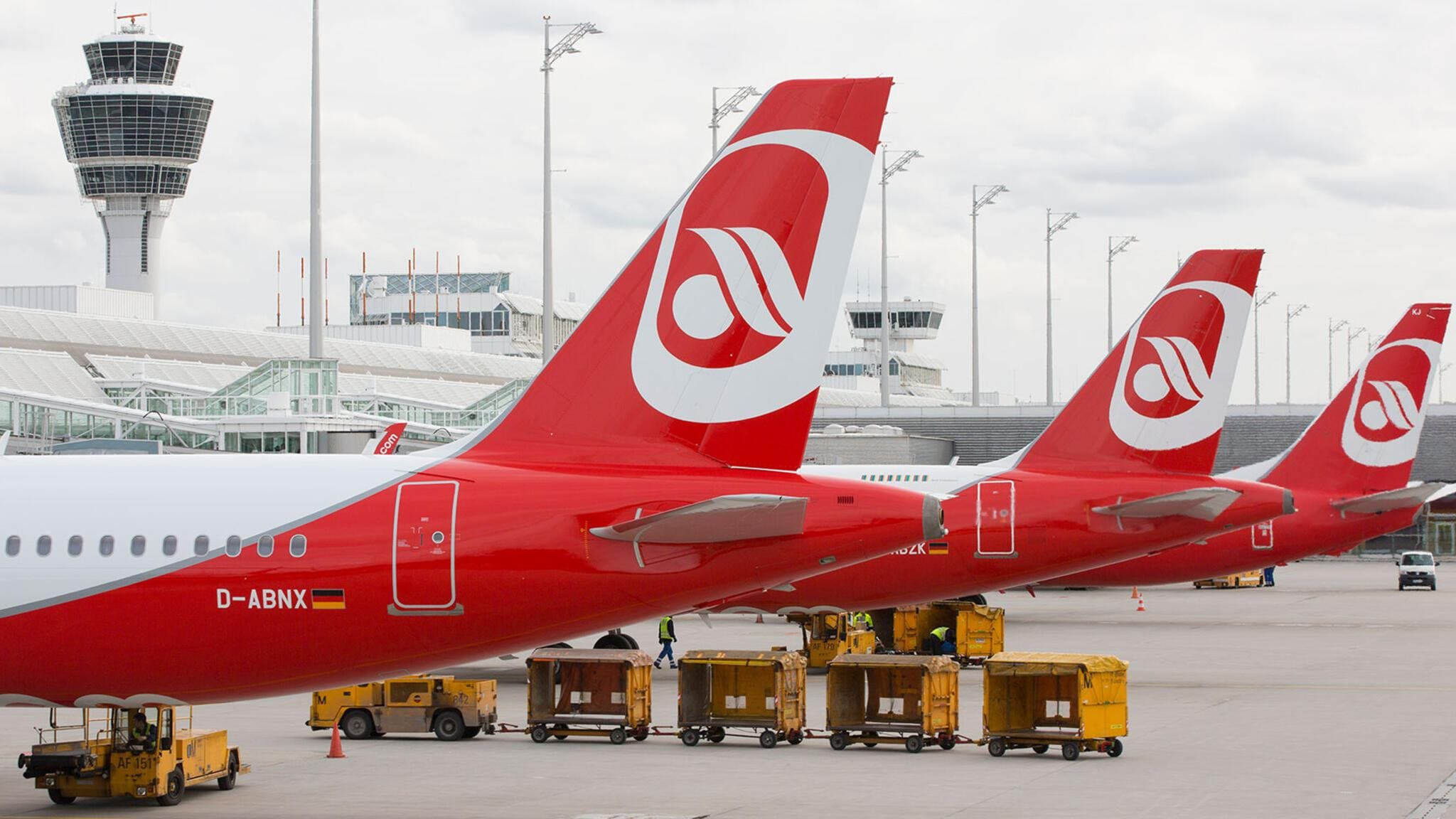 Air Berlin Niki pleite