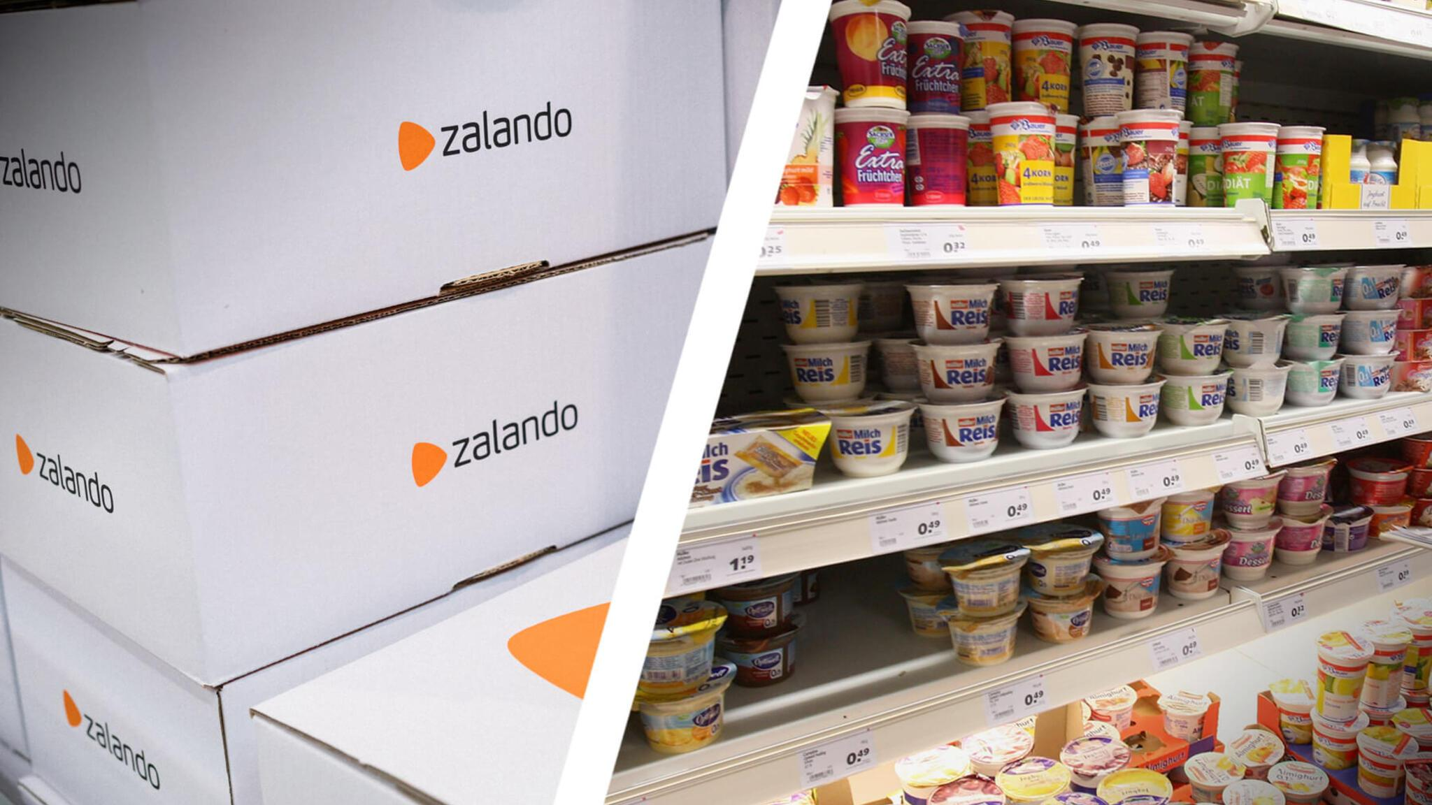 Zalando vs. Ladenregal