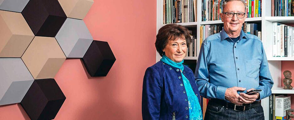 Margrit Roost und Jakob Roost