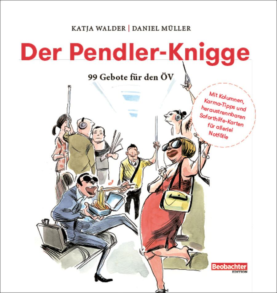 Cover Pendler-Knigge