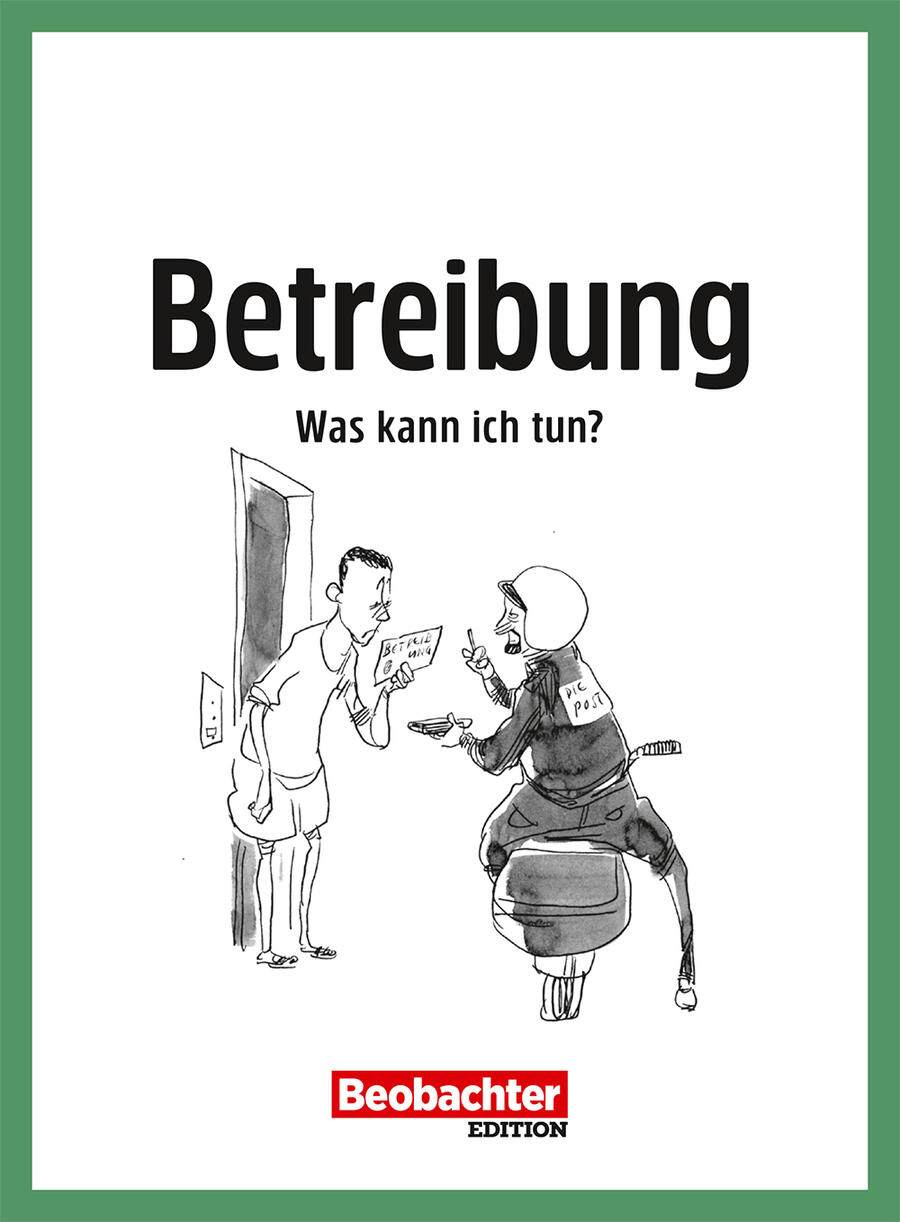 Cover eBook Betreibung