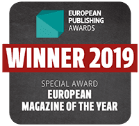 European Magazin Award Label