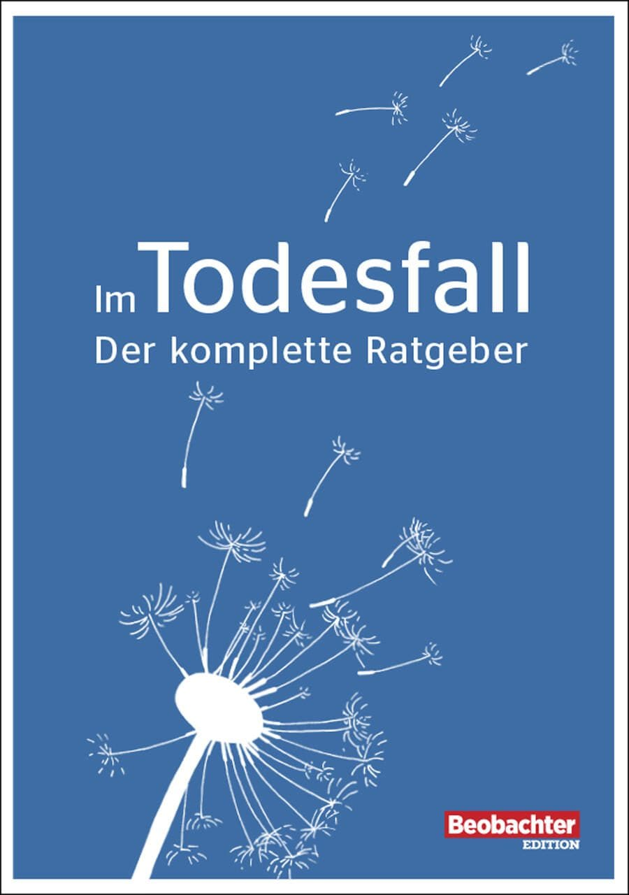 Buchcover «Im Todesfall»