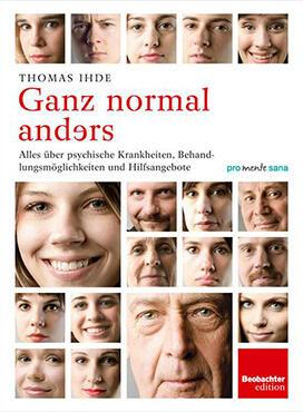 Buchcover: Ganz normal anders